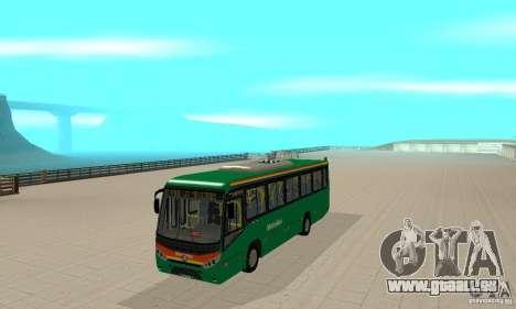 MetroBus of Venezuela pour GTA San Andreas laissé vue