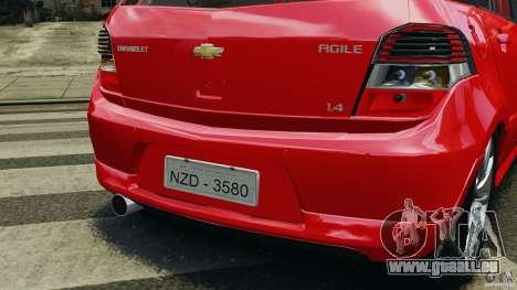 Chevrolet Agile für GTA 4