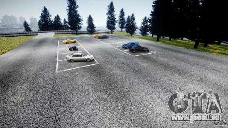 Edem Hill Drift Track pour GTA 4 troisième écran