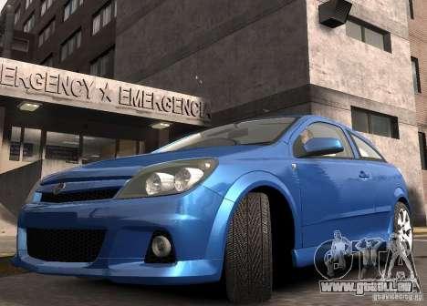 Opel Astra OPC pour GTA 4
