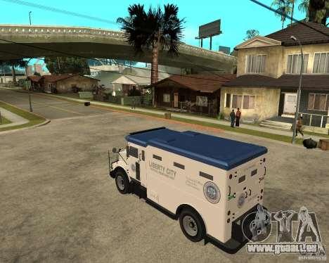 NSTOCKADE de GTA IV pour GTA San Andreas laissé vue