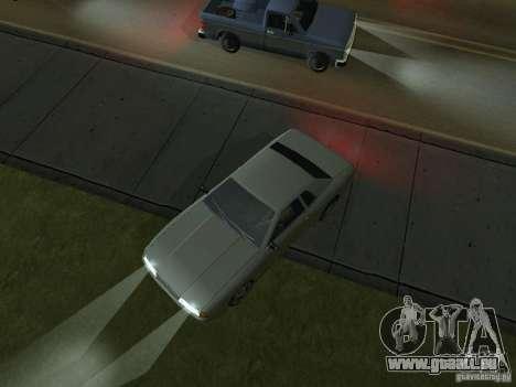 IVLM 2.0 TEST №3 pour GTA San Andreas sixième écran