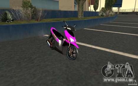 Honda Vario für GTA San Andreas