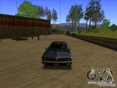 ENBseies v 0,075 pour les ordinateurs de faible pour GTA San Andreas troisième écran