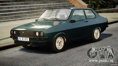 Dacia 1310 Sport v1.3 für GTA 4 Rückansicht