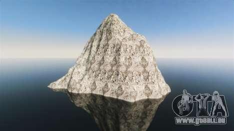 Paysage de montagne pour GTA 4
