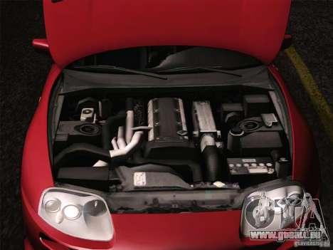 Toyota Supra TRD3000GT v2 für GTA San Andreas Räder