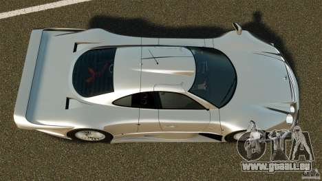 Mercedes-Benz CLK GTR AMG für GTA 4 rechte Ansicht