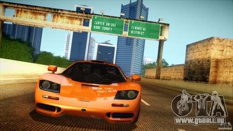 Direct B 2012 v1.1 pour GTA San Andreas huitième écran
