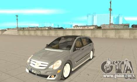 Mercedes-Benz R-Class für GTA San Andreas