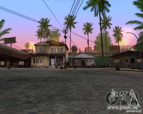 Real World ENBSeries v4.0 pour GTA San Andreas troisième écran