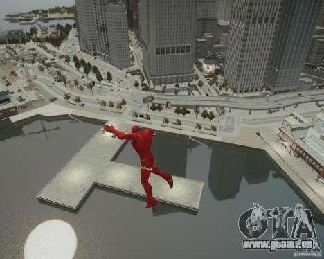 Iron Man Mk3 Suit pour GTA 4 neuvième écran