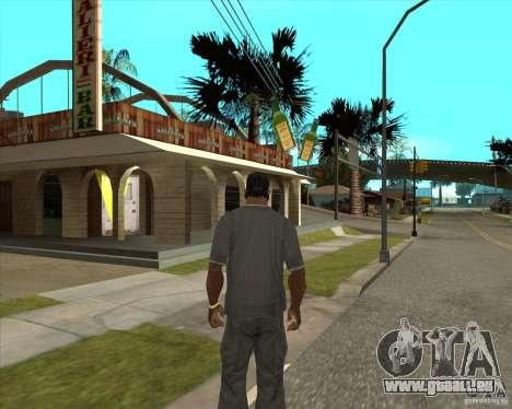 Salierys Bar für GTA San Andreas