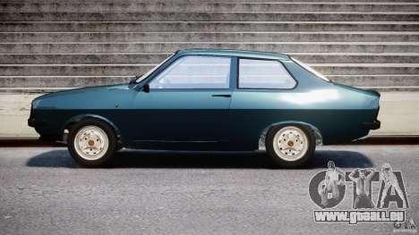 Dacia 1310 Sport v1.3 für GTA 4 Innenansicht