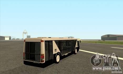 Neoplan Airport bus SA für GTA San Andreas rechten Ansicht
