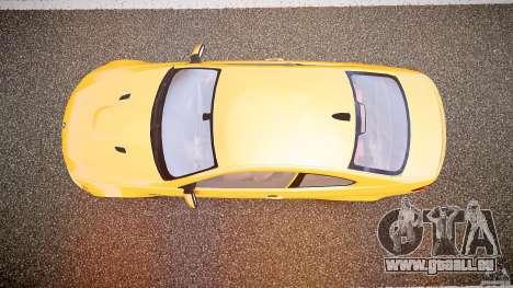BMW M3 E92 pour GTA 4 est un droit
