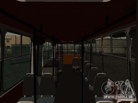 Ferouk T2 pour GTA San Andreas vue de droite