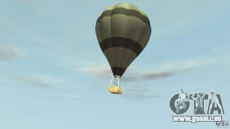 Balloon Tours option 5 pour GTA 4 est une gauche