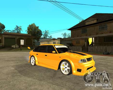 Moskvich 2141 STR (TUNING dur) pour GTA San Andreas vue de droite