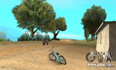 Dirt Jump Bike für GTA San Andreas rechten Ansicht