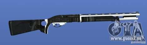 Shotgun pour GTA 4 quatrième écran