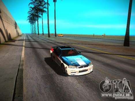 ENBSeries By Avi VlaD1k pour GTA San Andreas cinquième écran