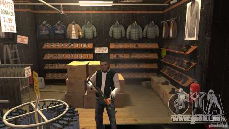 New Russian Shop für GTA 4 weiter Screenshot