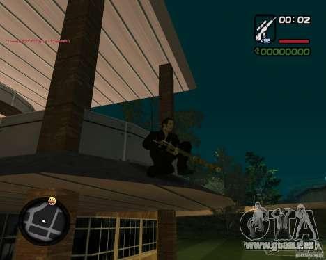 Sniper für GTA San Andreas