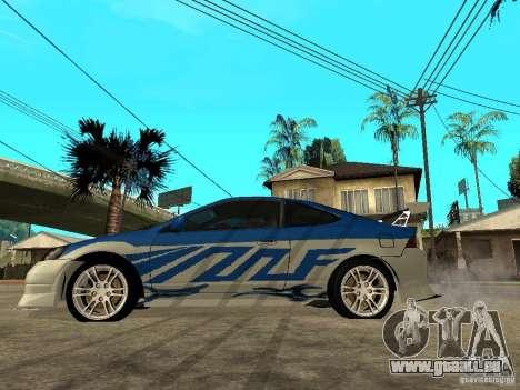 Acura RSX Shark Speed für GTA San Andreas linke Ansicht