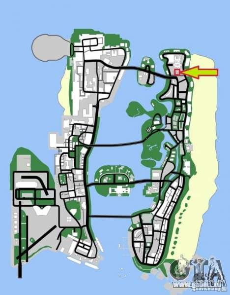 C&A mod v1.1 für GTA Vice City fünften Screenshot