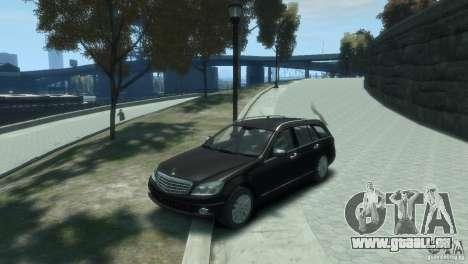 Mercedes-Benz C 280 pour GTA 4