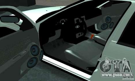 Lada Priora Sport für GTA San Andreas rechten Ansicht