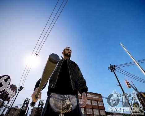 Niko - Hooligan pour GTA 4 troisième écran