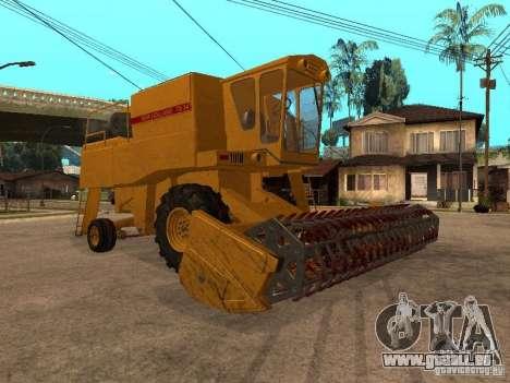 Holland TX 34 C pour GTA San Andreas laissé vue