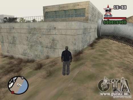 Todas Ruas v3.0 (Las Venturas) pour GTA San Andreas huitième écran