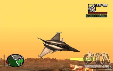 Dassault Rafale M pour GTA San Andreas