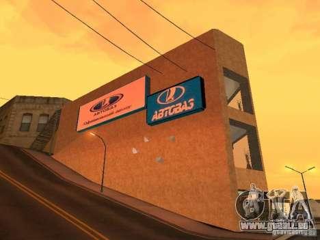 Auto VAZ für GTA San Andreas zweiten Screenshot