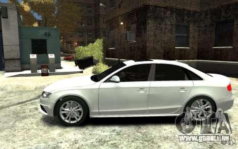 Audi S4 2010 v.1.0 pour GTA 4 est une gauche