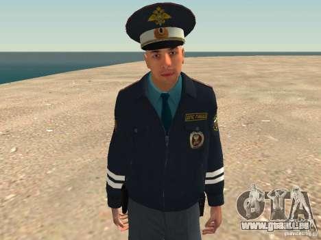 Major DPS pour GTA San Andreas huitième écran