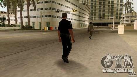 Nouvelle version de flics de vêtements 2 GTA Vice City pour la troisième écran