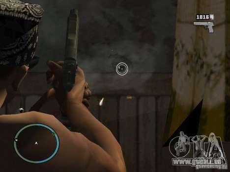 Kamera von GTA IV 1.0 für GTA San Andreas dritten Screenshot