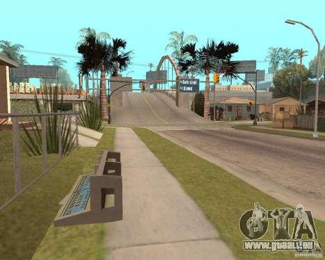 Remapping Ghetto v.1.0 pour GTA San Andreas cinquième écran