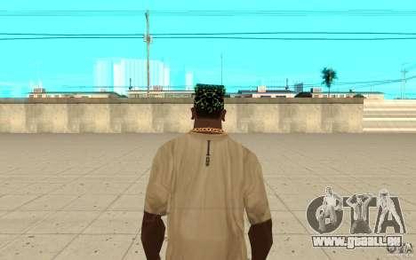 Bandana xbox für GTA San Andreas dritten Screenshot