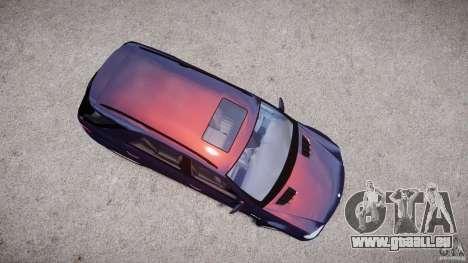 Mercedes-Benz ML63 AMG pour GTA 4 est une vue de l'intérieur