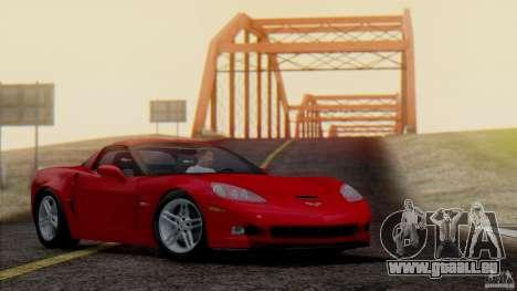 SA Beautiful Realistic Graphics 1.7 BETA pour GTA San Andreas quatrième écran