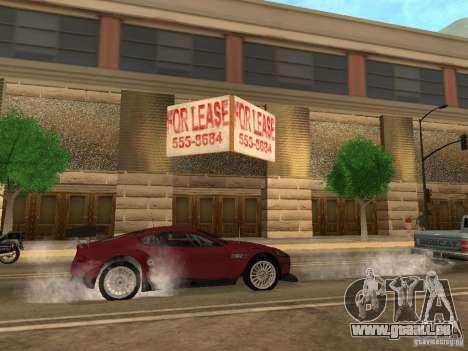 Nouveau centre commercial de textures pour GTA San Andreas sixième écran