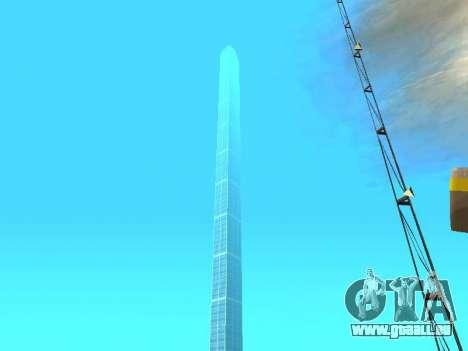 Wolkenkratzer in Los Santos für GTA San Andreas her Screenshot