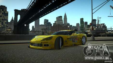 Chevrolet Corvette C6-R v2.0 für GTA 4