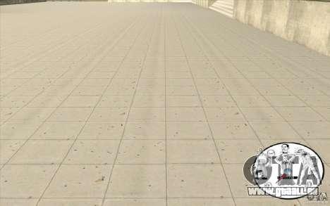 Un compteur de vitesse unique avec les mèmes pour GTA San Andreas deuxième écran