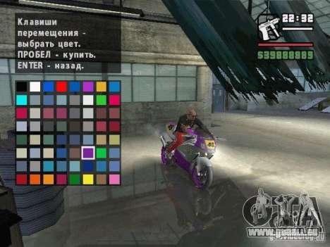 Carcols.dat By Russiamax für GTA San Andreas sechsten Screenshot